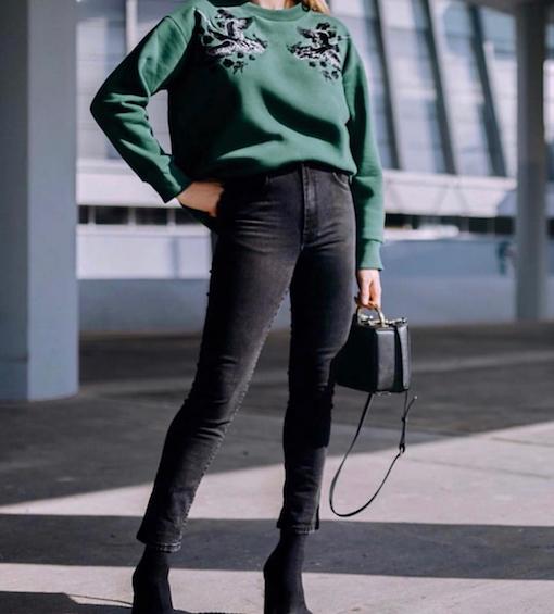 crane sweatshirt